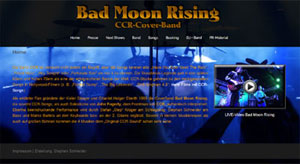 Website Bad Moon Rising